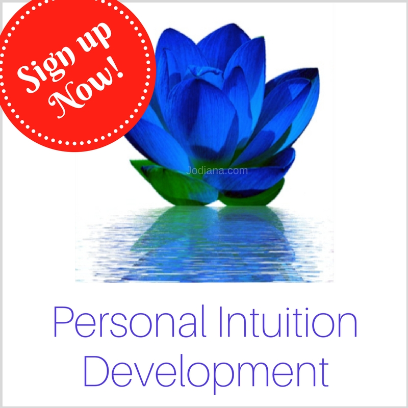 Professional Intuitive Training